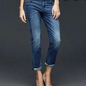 Gap Maternity Crop Kick Jeans